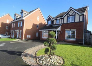 Thumbnail 5 bed detached house for sale in St. Johns Road, Worsley, Manchester