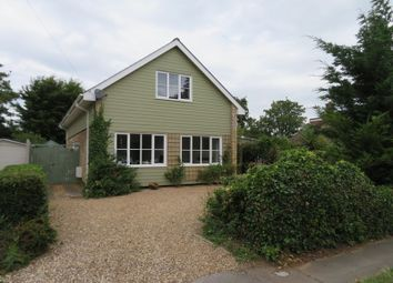 Thumbnail 4 bed detached house for sale in Mersea Avenue, West Mersea, Colchester