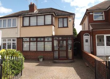 Thumbnail 3 bedroom semi-detached house for sale in Grafton Road, Oldbury, West Midlands