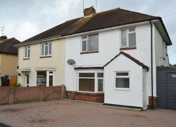 Thumbnail 3 bedroom semi-detached house for sale in West Howe, Bournemouth, Dorset