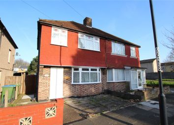 Thumbnail 3 bedroom semi-detached house for sale in Woodhurst Road, Abbey Wood