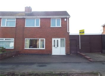 Thumbnail 3 bedroom semi-detached house to rent in Church Hill Road, Thurmaston