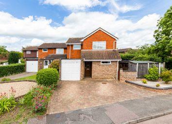 Thumbnail 4 bedroom detached house for sale in Kestrel Walk, Letchworth Garden City