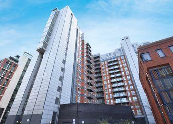 Thumbnail 1 bed flat to rent in Wellington Street, Leeds