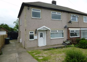 Thumbnail 3 bed semi-detached house to rent in Kingsway, Bradford, West Yorkshire