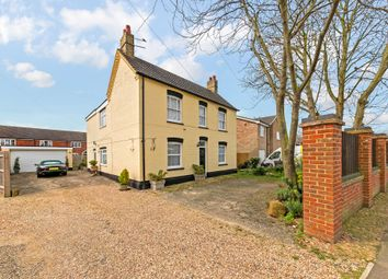 Thumbnail 4 bed detached house for sale in Astwick Road, Stotfold, Bedfordshire