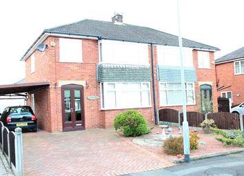 Thumbnail 3 bed semi-detached house for sale in Fairfax Place, Walton Le Dale, Preston