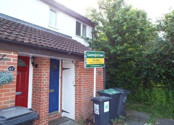 Thumbnail 1 bed maisonette for sale in Hawkes Road, Eccles, Aylesford, Kent