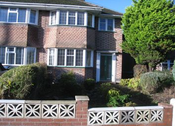 Thumbnail 3 bed semi-detached house for sale in Glendower Avenue, Coventry