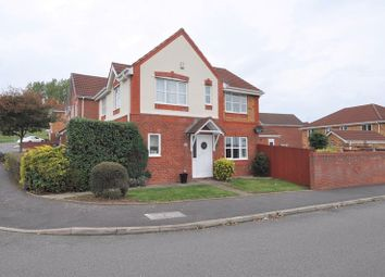 Thumbnail 3 bed detached house for sale in Orchid Grove, Basford, Stoke-On-Trent