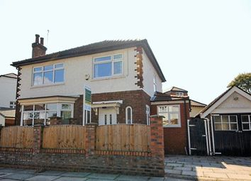 Thumbnail 3 bedroom detached house for sale in Ranelagh Drive South, Grassendale, Liverpool