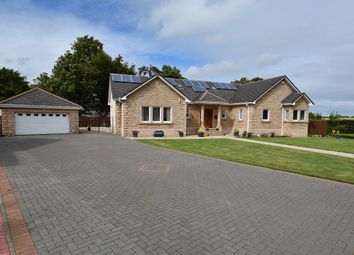 Thumbnail 5 bed detached bungalow for sale in Kellieside Park Milnathort, Kinross