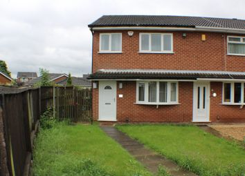 Thumbnail 3 bed town house to rent in Maori Avenue, Hucknall, Nottingham
