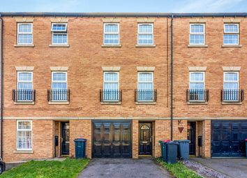 4 bed terraced house for sale in Blue Mans Way, Catcliffe, Rotherham, South Yorkshire S60