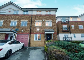 Thumbnail 4 bed end terrace house for sale in Voyagers Close, London