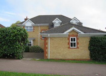 Thumbnail 4 bedroom detached house for sale in Maida Close, Wootton, Northampton