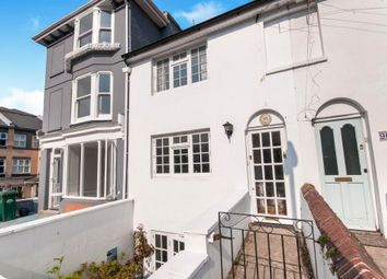 Thumbnail 2 bed end terrace house for sale in Hanover Street, Brighton