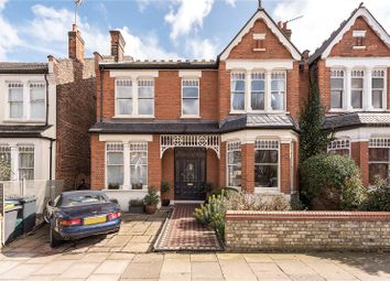 Thumbnail 5 bed semi-detached house for sale in Rosebery Road, London
