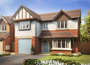 Thumbnail 4 bed detached house for sale in Common Edge Road, Blackpool, Lancashire