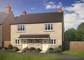 "Thumbnail 2 bed semi-detached house for sale in ""The Bourton"" at Stratford Road, Mickleton, Chipping Campden"