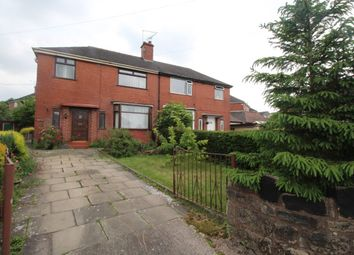 Thumbnail 2 bed semi-detached house for sale in Curzon Road, Stoke-On-Trent