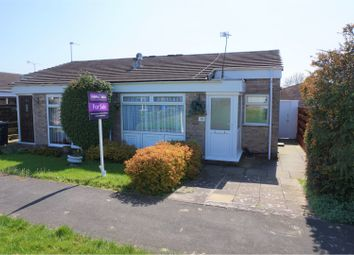 Thumbnail 2 bedroom semi-detached bungalow for sale in Rodney Walk, Derby
