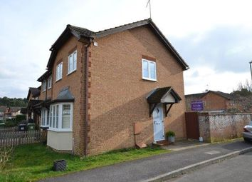 3 bed end terrace house for sale in Mornington Road, Whitehill, Bordon GU35