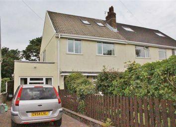 Thumbnail 3 bed semi-detached house for sale in Murton Lane, Newton, Swansea