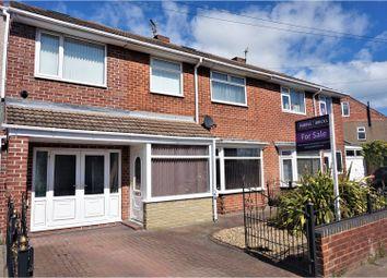 Thumbnail 5 bed semi-detached house for sale in Moorland Villas, Bedlington