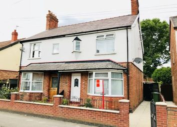 Thumbnail 3 bed semi-detached house for sale in School Road, Winsford, Cheshire
