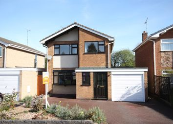 Thumbnail 3 bedroom property for sale in Dean Close, Littleover, Derby