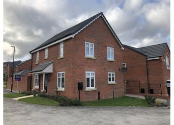 Thumbnail 4 bed detached house for sale in Meadow Court, Chesterfield