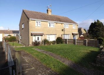 Thumbnail 3 bed semi-detached house for sale in Lakefields, West Coker, Yeovil