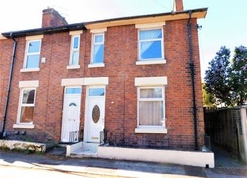 Thumbnail 3 bed end terrace house for sale in New Garden Street, Stafford