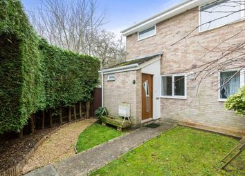 Thumbnail 3 bedroom end terrace house for sale in Lordswood, Southampton, Hampshire