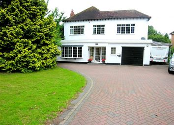 Thumbnail 6 bed detached house for sale in Coleshill Road, Marston Green, Birmingham