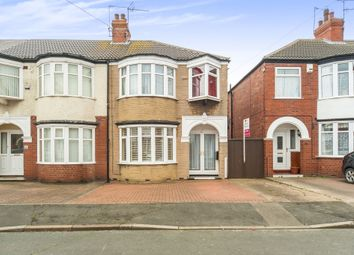 Thumbnail 3 bed end terrace house for sale in Braemar Avenue, Hull