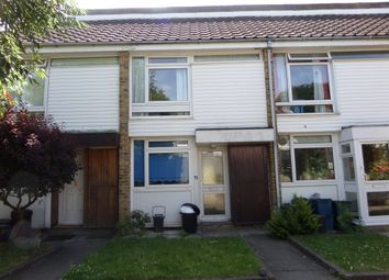 Thumbnail 2 bedroom terraced house to rent in Alpine Close, Croydon, Surrey