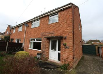 Thumbnail 3 bedroom semi-detached house for sale in Willow Crescent, Oakham