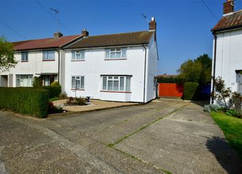 Thumbnail 3 bedroom end terrace house for sale in Warren Close, Hatfield, Hertfordshire