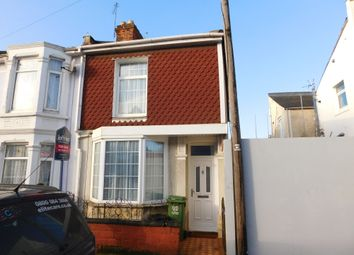 Thumbnail 3 bed end terrace house for sale in Haslemere Road, Southsea