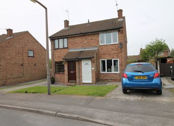 Thumbnail 2 bed semi-detached house for sale in Westbrook Drive, Rainworth, Mansfield