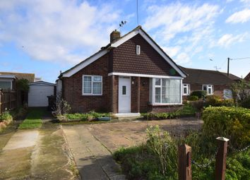 Thumbnail 2 bed detached bungalow for sale in Val Prinseps Road, Pevensey Bay