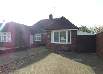 Thumbnail 3 bed semi-detached bungalow for sale in Abingdon Road, Luton