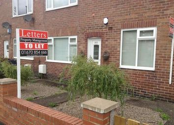 Thumbnail 2 bedroom flat to rent in Benson Road, Newcastle