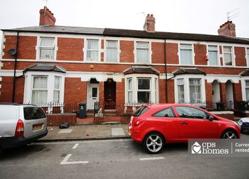 Thumbnail 4 bed terraced house to rent in Talworth Street, Roath, Cardiff.