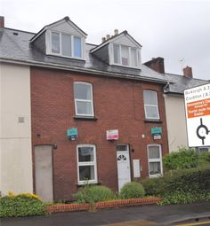 Thumbnail 1 bed flat to rent in West Exe South, Tiverton, Devon