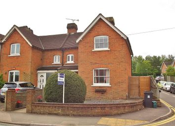 Thumbnail 2 bed cottage to rent in Connaught Road, Brookwood, Woking