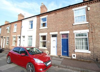 Thumbnail 2 bed terraced house for sale in Newton Street, Beeston, Nottingham