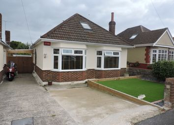 Thumbnail 4 bedroom detached bungalow for sale in Pengelly Avenue, Bournemouth